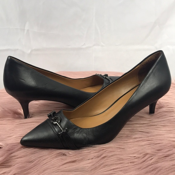a891990a946 Coach Shoes - COACH Lauri Pointed-Toe Pumps